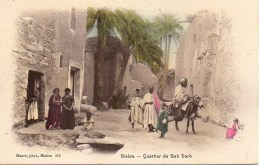 Algérie - BISKRA  Quartier De Bab Darb - Biskra