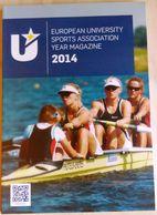 EUSA 2014 / European University Sports Magazine / Rowing - Other