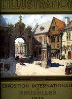 Album L'illustration Juin 1935 Spécial Exposition Internationale De Bruxelles (Belgique) - 1900 - 1949