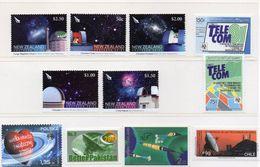 NEW ZEALAND - COMORES - CHILI - PAKISTAN - THAILANDE - POLOGNE  Espace Divers Valeur + 15.00 Euros Vente 4.00 Euros - Space