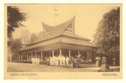 #11926[Postkaart] Indisch Restaurant / Nederland / Exposition Universelle Bruxelles 1935 / Restaurant Des Indes Orienta - Expositions Universelles