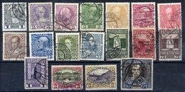 AUSTRIA 1908 60th Anniversary Of Reign Of Franz Joseph I  Fine Used.  Michel 139-49v, 150w-56w - 1850-1918 Empire