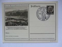 GERMANY - 1939 Postkarte - Lernt Deutschland Kennen! - Mit Munchen Haupstadt Der Bewegung Sonderstempel - Germany