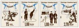 Turkey - 2017 - World Post Day - Mint Stamp Set - Nuevos