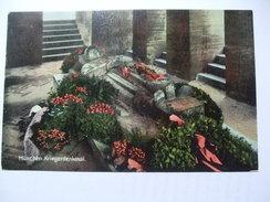GERMANY - Munchen - Kriegerdenkmal - Muenchen