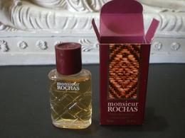Parfum عطر духи Perfume MONSIEUR ROCHAS  From Vintage Collection Mignon Complete Set - Miniatures Womens' Fragrances (in Box)