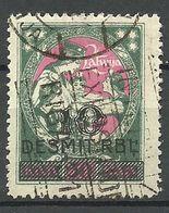 LETTLAND Latvia 1921 Michel 70 O - Lettland