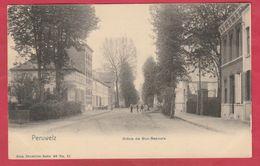 Peruwelz - Drève De Bon-Secours - 1909 ( Voir Verso ) - Péruwelz
