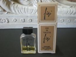 Parfum عطر духи Perfume FIDGI GUY LA ROCHE  From Vintage Collection Mignon Complete Set RARE !! - Miniatures Modernes (à Partir De 1961)