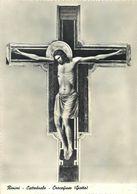 D1136 Rimini Cattedrale Crocefisso ( Giotto ) - Jesus