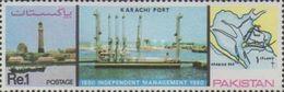 PAKISTAN MNH (**) STAMPS ( The 100th Anniversary Of Karachi Port Management  -1980) - Pakistan
