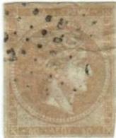 1A 239 Greece Large Hermes Head 1871-1872 40 Lepta Hellas 36b - 1861-86 Large Hermes Heads