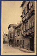 42 CHARLIEU Vieilles Maisons, Rue Chevroterie XIIIe Siècle - Charlieu