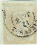 1A 242 Greece Large Hermes Head 1871-1872 40 Lepta Hellas 36c - 1861-86 Large Hermes Heads