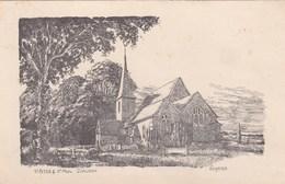 CHALDON - ST PETER @ ST PAUL CHURCH - Surrey