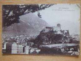 Le Château Fort 1921 - Lourdes