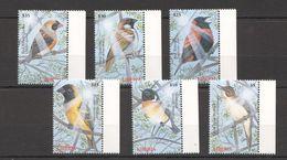K336 LIBERIA FAUNA BIRDS 1SET MNH - Birds