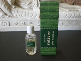 Parfum عطر духи Perfume VETIVIER From Vintage Collection Mignon Complete Set RARE - Miniatures Men's Fragrances (in Box)