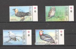 K340 ST.VINCENT FAUNA BIRDS 1SET MNH - Birds