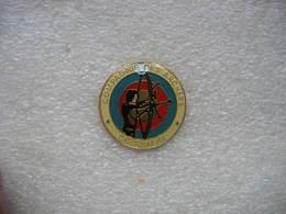 Pin's Du Club Tir à L'Arc Des Compagnons Des Archers De La Ville De BAYEUX - Archery