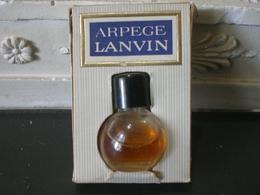 Parfum عطر духи Perfume ARPEGE LANVIN From Vintage Collection Mignon Complete Set - Miniatures Womens' Fragrances (in Box)