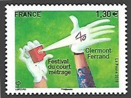 France 2018 - Yv N° 5201 ** - Festival Du Court Métrage Clermont-Ferrand (Mi N° 6956) - France