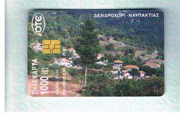 GRECIA (GREECE) -  2000 -   LANDSCAPE    - USED - RIF.   31 - Greece