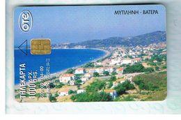 GRECIA (GREECE) -  2000 -   MARINE LANDSCAPE    - USED - RIF.   31 - Greece
