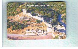 GRECIA (GREECE) -  2000 -  RUINS     - USED - RIF.   32 - Greece