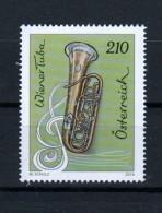 """Österreich 2018:  """"Wiener Tuba"""" Postfrisch (siehe Foto) - 1945-.... 2ème République"""