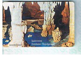 GRECIA (GREECE) -  2000 - CAVES     - USED - RIF.   32 - Greece