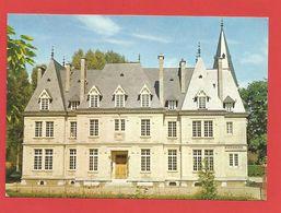 """C.P.M.  (60)  """".SAINT JEAN AUX BOIS """"  Château De La Brèvière (Confédération Force Ouvrière) X 2 Phot. - France"""