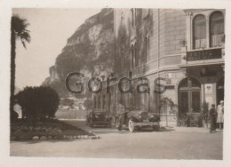 Italy - Hotel Bellavista - Old Time Car - Photo 60x45mm - Cars