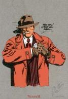 MITTON : Exlibris Librairie  DURANGO 1995  Gangster 2      (ns) - Illustrateurs M - O
