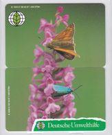Deutsche Umwelthilfe -Der Große Händelwurz Puzzle Aus O 187 Und O 189 Aus 1997 -Auflagenhöhe Liegt Bei 1500 Ex- - Puzzles