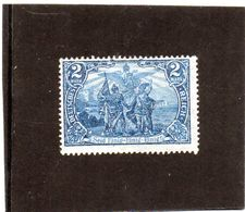 B - 1902 Germania - Impero - Fondazione Del Reich (linguellato) - Deutschland
