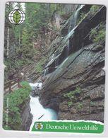 Deutsche Umwelthilfe -Wasserfälle Puzzle Aus O 753 Und O 755 Aus 1997 -Auflagenhöhe Liegt Bei 1200 Ex- - Puzzles