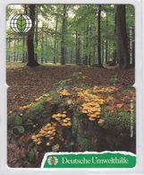 Deutsche Umwelthilfe -Der Grünblättrige Schwefelkop Puzzle Aus O 415 Und O 417 Aus 1997 -Auflagenhöhe Liegt Bei 1100 Ex- - Puzzles