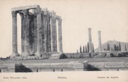 AQ23 Athens, Temple De Jupiter - Greece