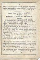 MA6/ ° AIX LA CHAPELLE 1780 + WAELHEM 1845 MATHIEU VAN KERM - Religion & Esotérisme