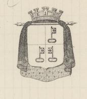 Lutterbach 1870 Secours Aux Familles De Soldats Héraldique - Documents Historiques