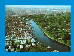 Afrique Nigeria Lagos Vue Aerienne Ajegunie And Apapa - Nigeria