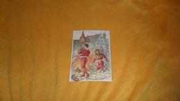 CHROMO OU IMAGE ANCIENNE DATE ?. / LA BELLE AU BOIS DORMANT. / UNIFACE. - Autres