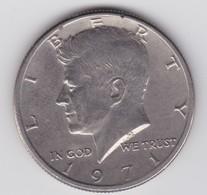 Rox 1971 Stati Uniti 1/2 Dollaro Kennedy - Federal Issues
