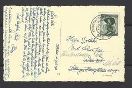 Austria - 1955 - Bahnpost 540 - Mauthan - 1945-60 Lettres