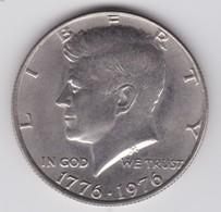 Rox 1976 Stati Uniti 1/2 Dollaro Kennedy - 1964-…: Kennedy