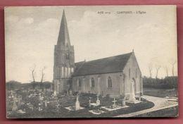 CAMPIGNY - L'Eglise - Frankrijk