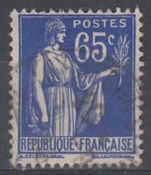 D7718 - France Mi.Nr. 368 O/used - 1932-39 Paix