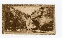 CHOCOLAT SUCHARD - VUES DE FRANCE - 140 - ENTRÉE DES DÉTROITS DU TARN (LOZÈRE) - Suchard