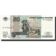 Russie, 50 Rubles, 1997, 1997, KM:269a, TTB+ - Russie